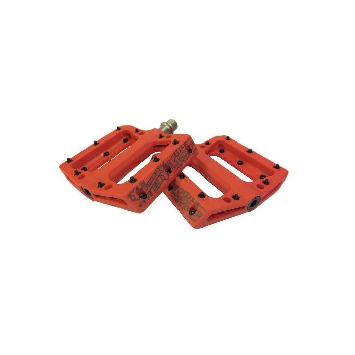 FIREEYE HOT CANDY PEDALS RED