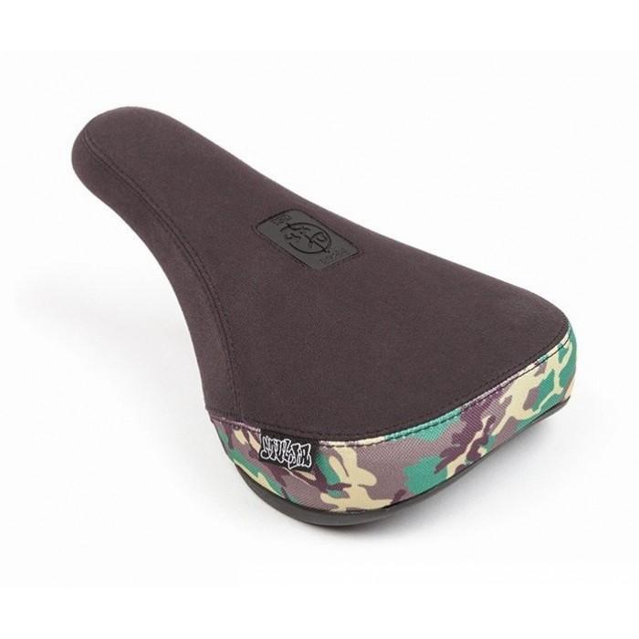 BSD SOULJA SEAT MID PIVOTAL BLACK/OG CAMO