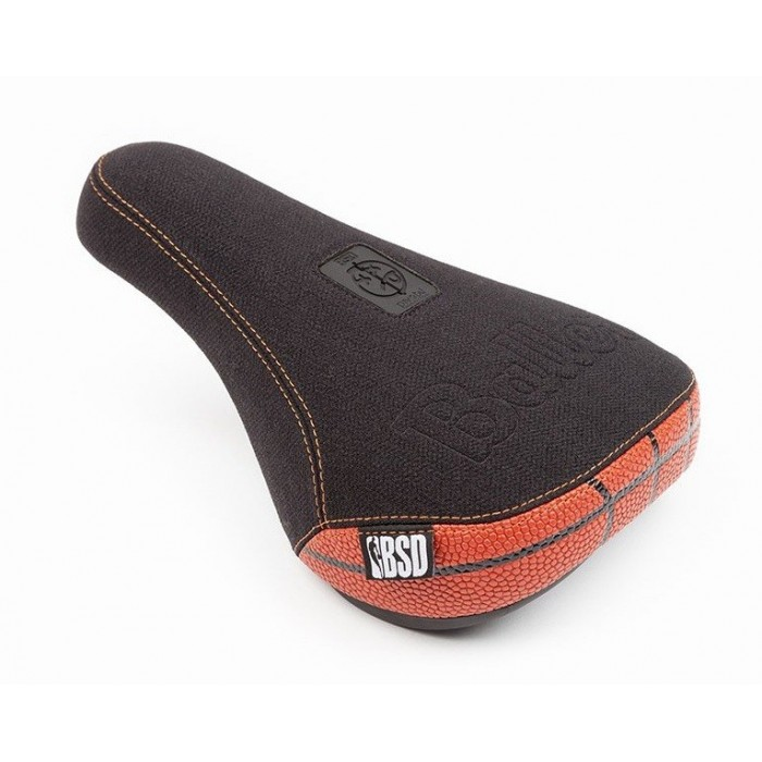 BSD BALLER SEAT FAT PIVOTAL BLACK/ORANGE