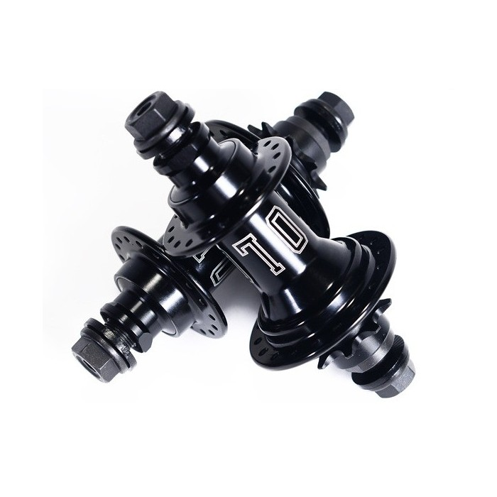 COLONY WASP REAR HUB BLACK