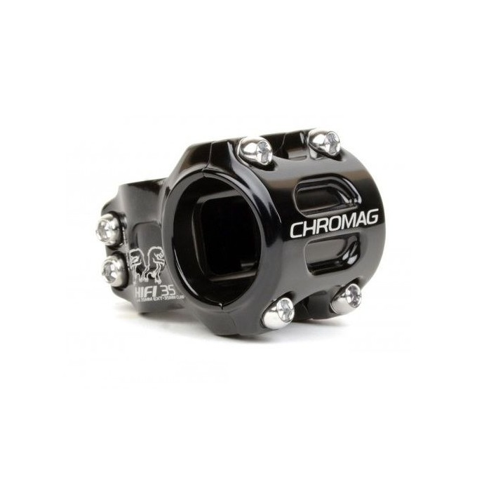CHROMAG HIFI 35 STEM BLACK