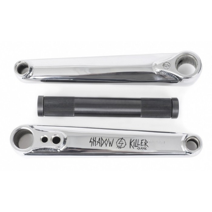 SHADOW KILLER CRANKS CHROME