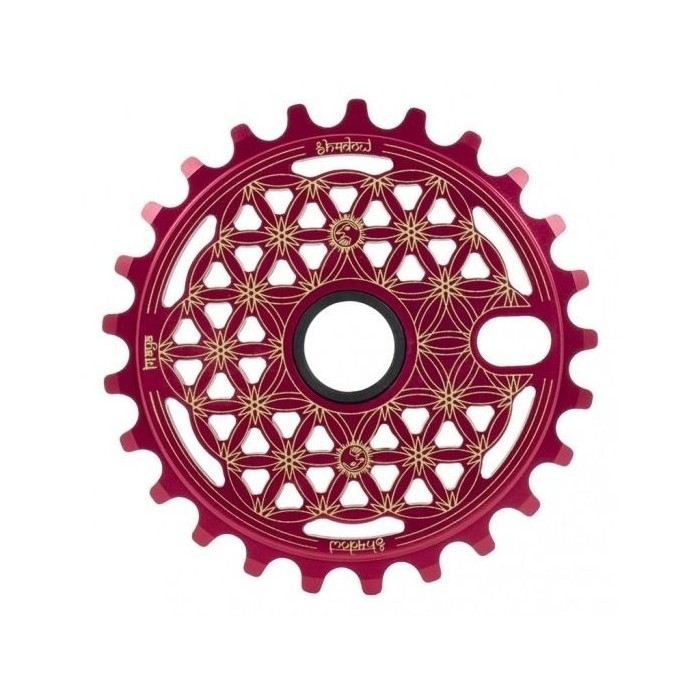SHADOW MAYA SPROCKET CRIMSON RED