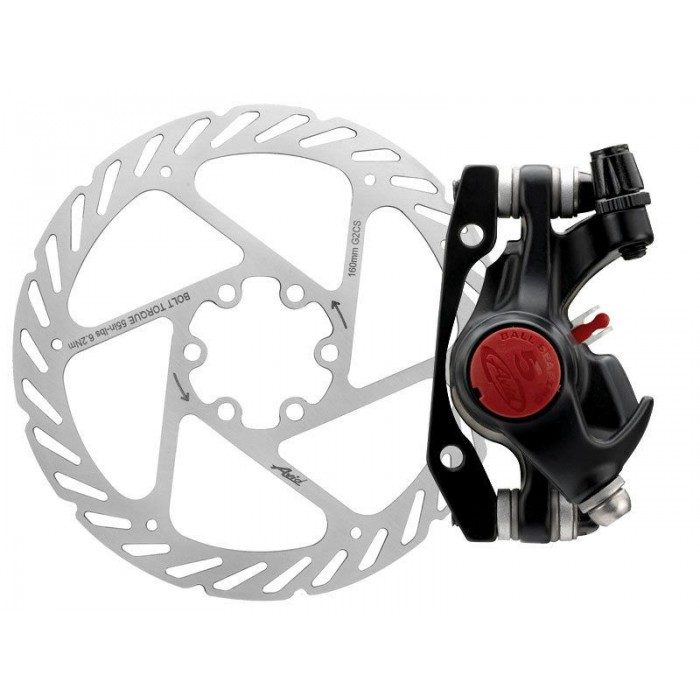 AVID BB5 MTB MECHANIC BRAKE BLACK