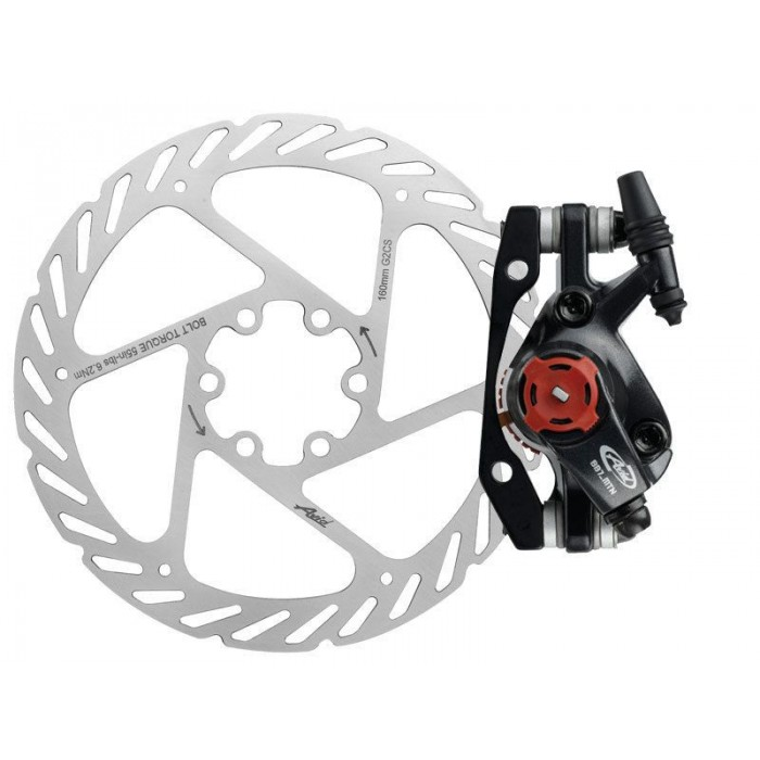 AVID BB7 MTB MECHANIC BRAKE GRAPHITE