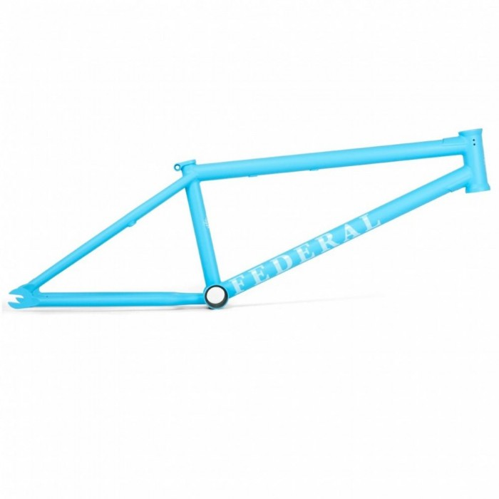 FEDERAL LACEY DLX FRAME PASTEL BLUE
