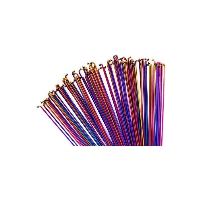 DARTMOOR SANDVIK SPOKES 262MM OIL SLICK