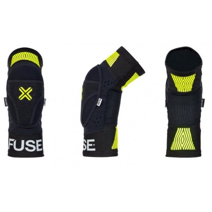 FUSE OMEGA KNEE PADS BLACK