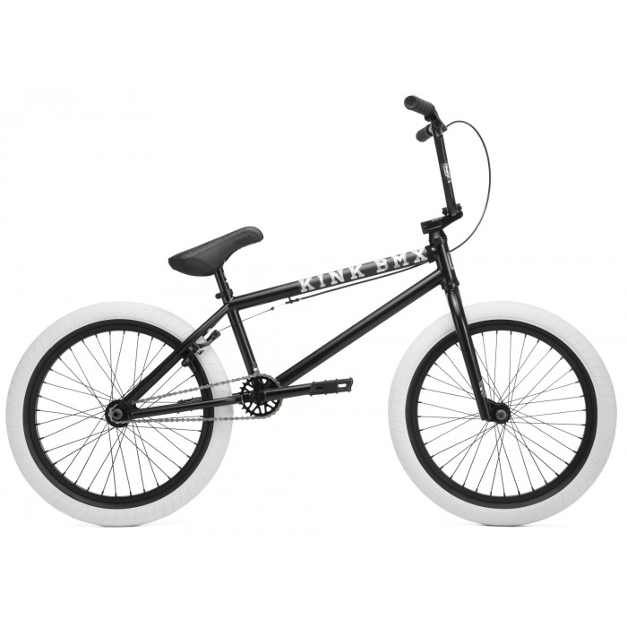 KINK BMX GAP FC MATT BLACK 2019