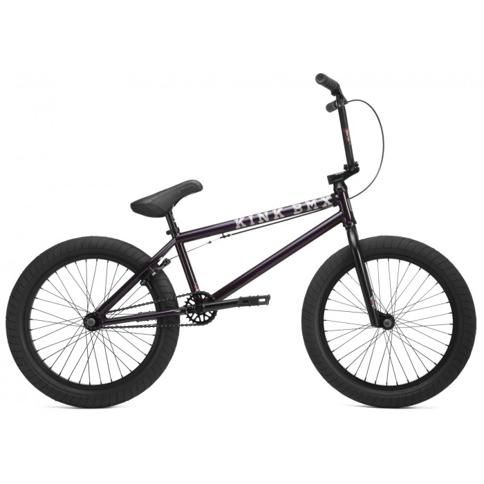 KINK BMX GAP XL TRANSCULENT PURPLE 2019