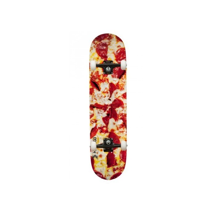 Skateboard MINI*LOGO Small Bomb Pizza 7.75 x Ambassadors HW