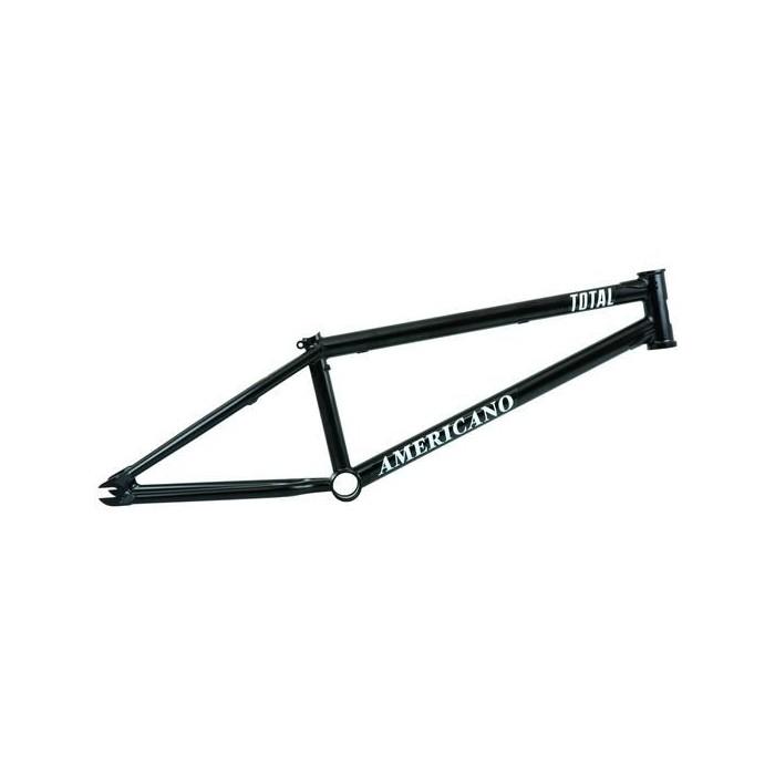 TOTAL BMX AMERICANO FRAME BLACK