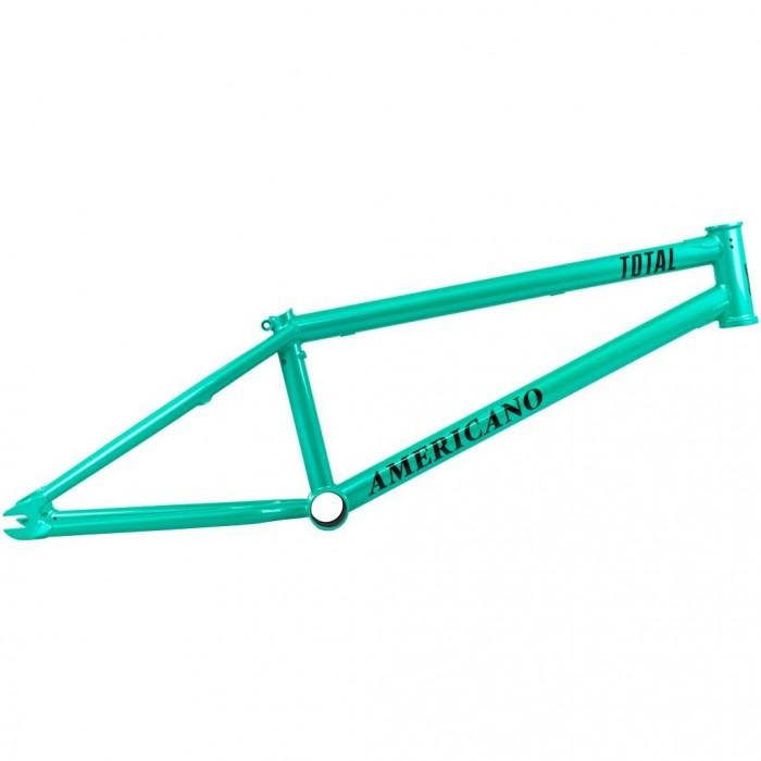 TOTAL BMX AMERICANO FRAME MINT GREEN