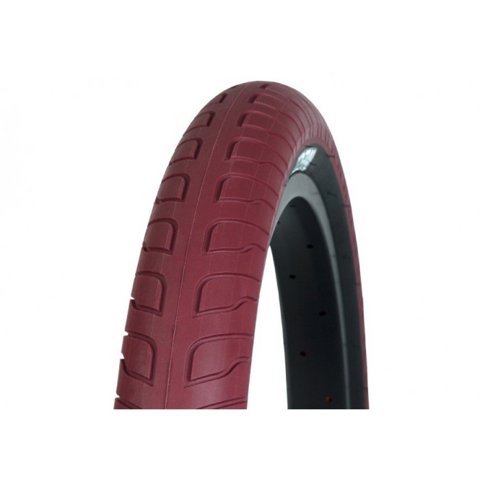 FEDERAL RESPONSE TIRE RED BLOOD