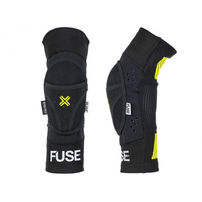FUSE OMEGA ELBOW PADS BLACK