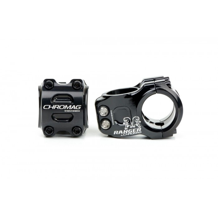 CHROMAG RANGER V2 STEM BLACK