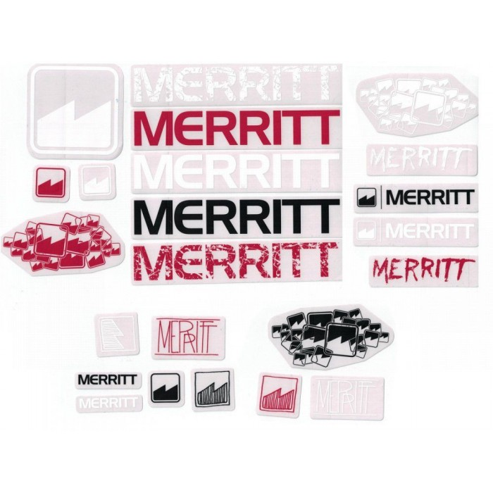 MERRITT STICKER PACK