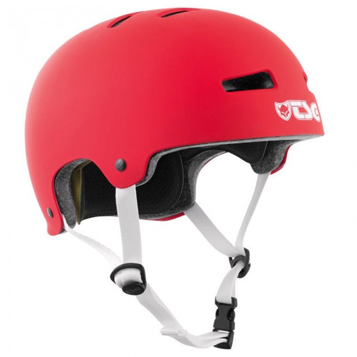 TSG EVOLUTION SOLID COLOR FIRE RED