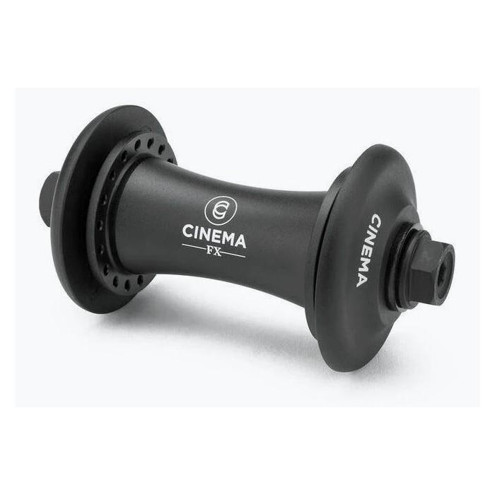 CINEMA VX2 FRONT HUB BLACK