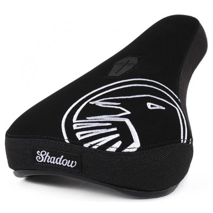 SHADOW CROW PIVOTAL MID SEAT BLACK/WHITE