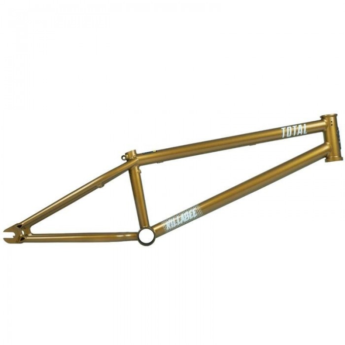 TOTAL BMX KILLABEE K4 FRAME GOLD