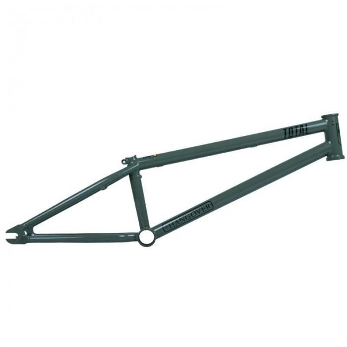 TOTAL BMX HANGOVER H4 FRAME GUNMETAL GREY