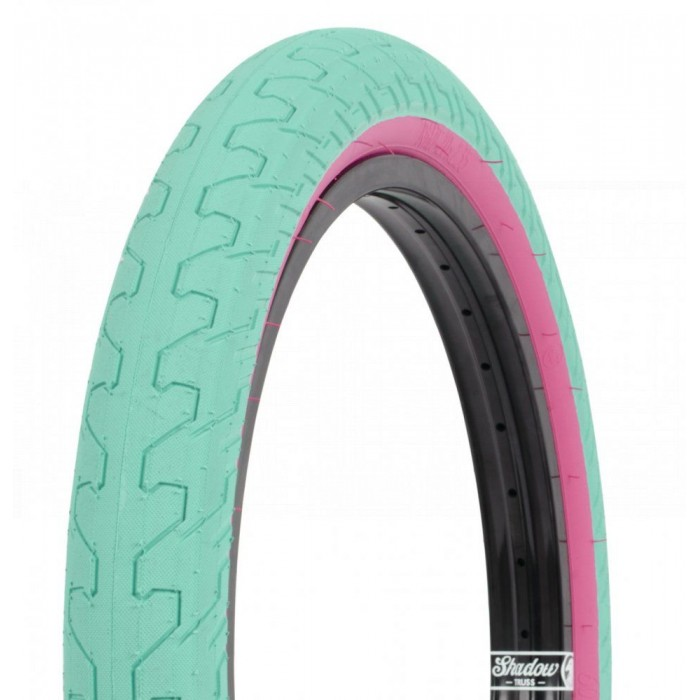 RANT SQUAD TIRE TEAL/ PINK