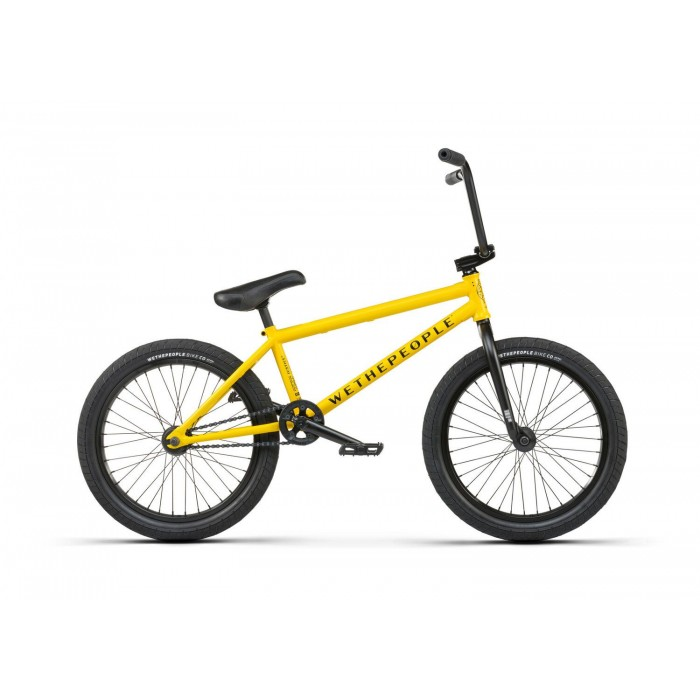 WETHEPEOPLE 2021 JUSTICE TAXI YELLOW