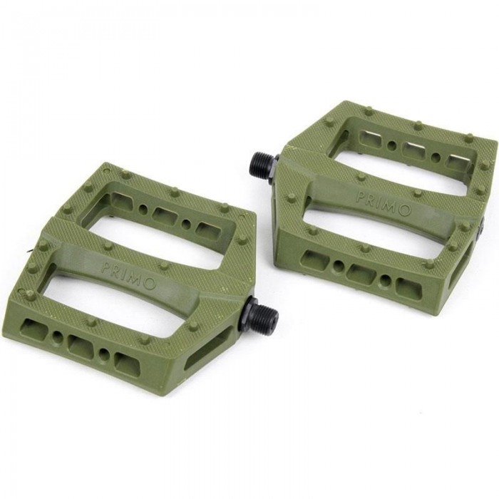 PRIMO TURBO PEDALS OLIVE GREEN