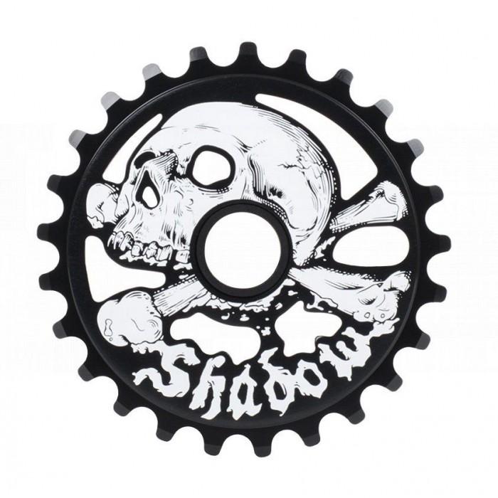 SHADOW CRANIUM SPROCKET BLACK