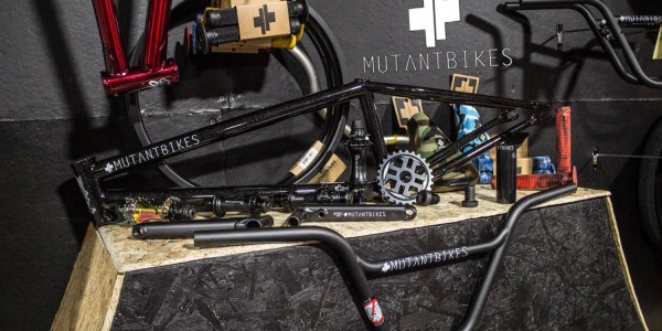 NEW MUTANTBIKES 2018 PRODUCTS