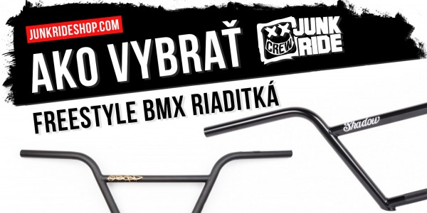 HOW TO CHOOSE FREESTYLE BMX HANDLEBARS
