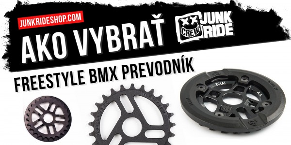 HOW TO CHOOSE FREESTYLE BMX SPROCKET ?