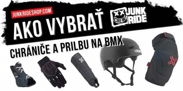 HOW TO CHOOSE BMX SAFETY PADS AND HELMET