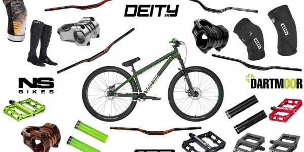 FREESTYLE MTB NEWS / ION + DEITY