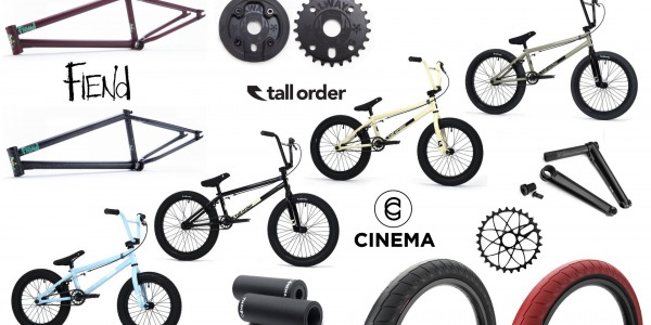 JUNKRIDE SHOP NEWS | JULY 2019 | TALL ORDER BMX, FIEND, CINEMA