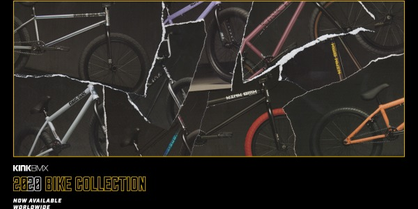 KINK BMX 2020 COMPLETE BIKES IN STOCK !!!