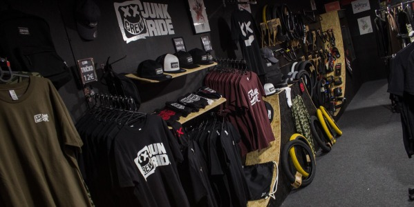JUNKRIDE CLOTHING Fresh news