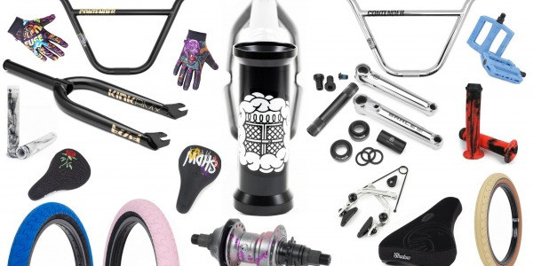 JUNKRIDE SHOP NEWS | APRIL 2020 | KINK BMX, SHADOW, RANT, FUSE