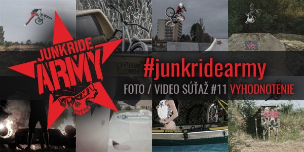 JUNKRIDEARMY PHOTO/VIDEO CONTEST #11 SUMMER 2017