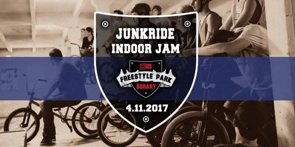 JUNKRIDE INDOOR JAM 2017 / INVITATION