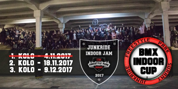 JUNKRIDE INDOOR JAM 2017 / FOTOREPORT